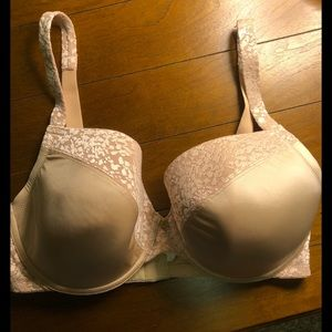 Le Mystere Pin Up Bra 38DDD Excellent Condition